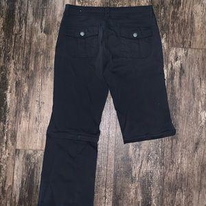 Prana Zip Away Pants